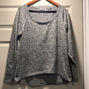 Athleta hi /low sweat shirt